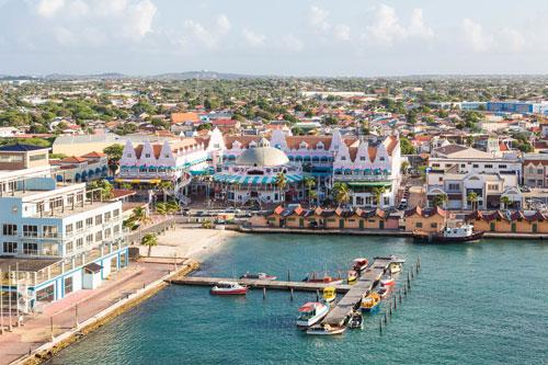 Oranjestad Aruba