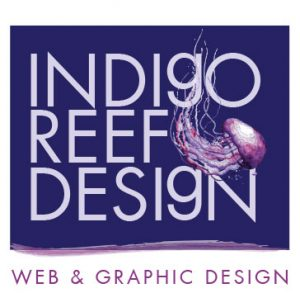 Indigo Reef Design logo