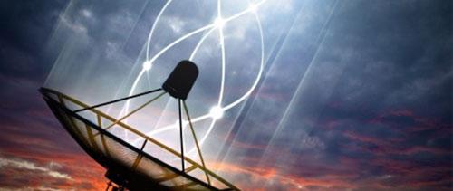 website speed showing satellite